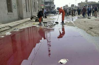 Suicide Bomb Kills 125 Near Iraq Marketplace
